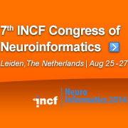 Join the 2014 Neuroinformatics Congress in Leiden